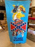 1981 The Dukes of Hazzard sleeping bag