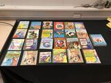 30 Little Golden Books, Disney, Sesame Street