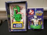 Ghostbusters (slimer radio, nightlight radio)