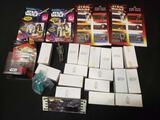 Star Wars, '90s mail away Anakin figures, movie film