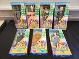 The Wizard of Oz Multi Toys Corp. figures mint in box