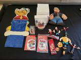Popeye the Sailor Man collectibles
