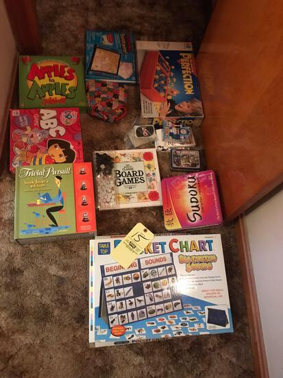 Board games misc