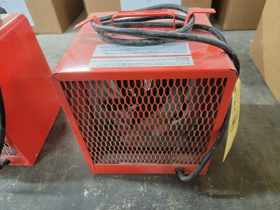 Dayton Heavy-Duty Heater