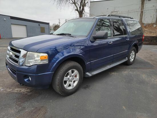 2009 Ford Expedition XLT Extra Long