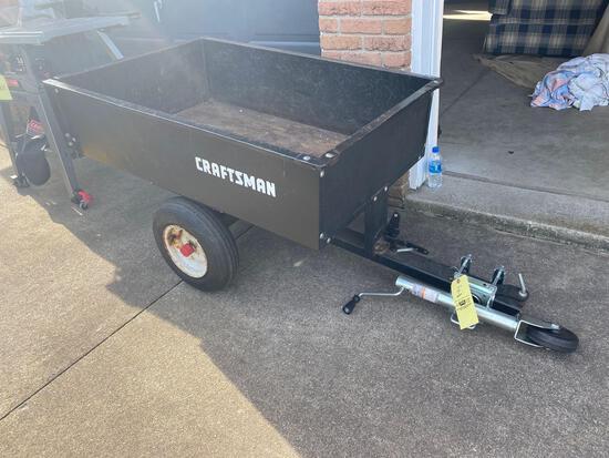 Craftsman dump cart