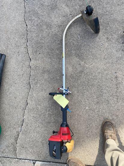 Homelite gas string trimmer