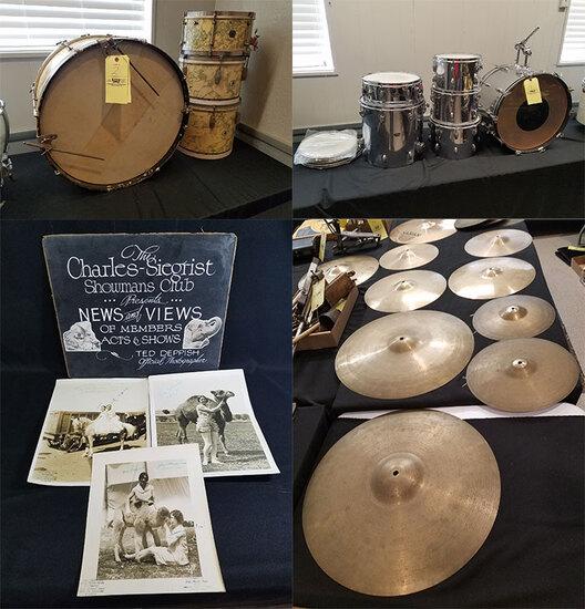Circus Memorabilia - Instruments - 17226 - Seth
