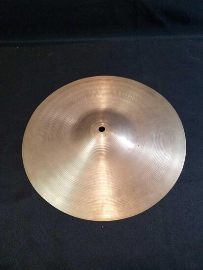 Unmarked 13inch ride cymbal