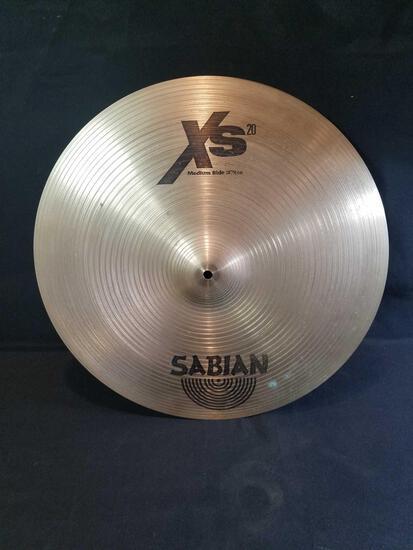 Sabian xs20 medium ride 20inch cymbal