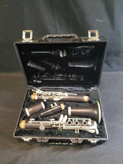 Buffet Crampon Evette Paris clarinet with hard case