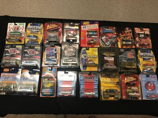 Assorted Die Casts