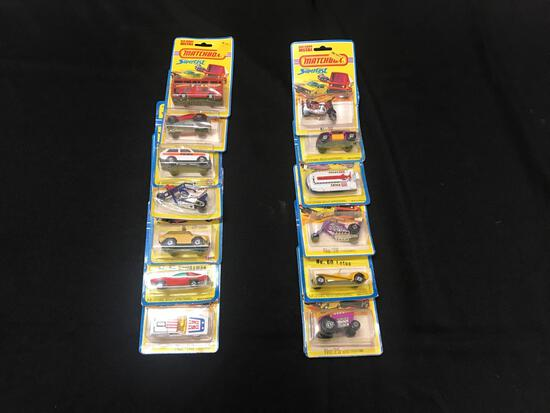 Early Matchbox Die-Casts