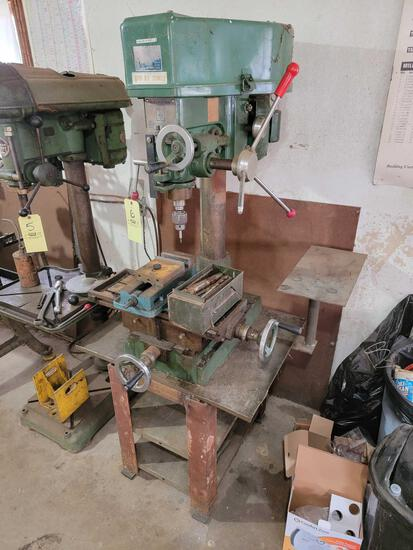 Jet Drilling and Milling Machine, 12 Speed