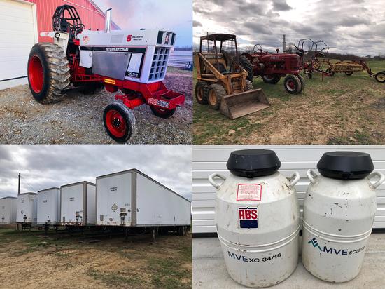 Farm & Hay Equip. - 17261 - Wilbur Birney