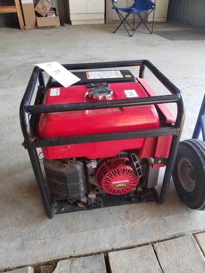 Honda EB 3000c cycloconverter 3000 watt generator
