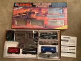Lionel Iron Horse Freight train set, engine #8604.