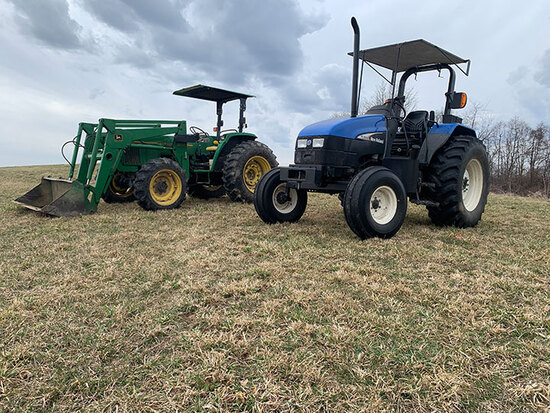 Quality Farm And Hay Equip. - 17244 - Pete Jr.