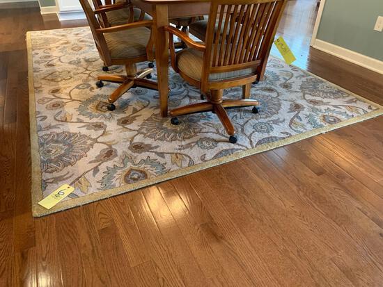Surya area rug Ceasar collection 8' x 11'