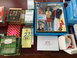 Ken Anniversary doll, inlay wood puzzle boxes, storage boxes and more