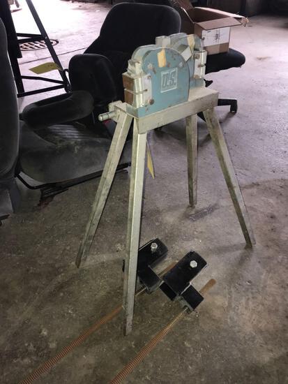 U.S. sheet metal shrinker/stretcher