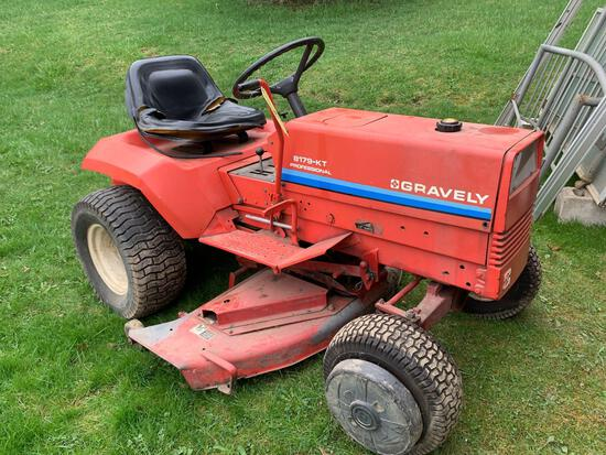 Gravely 8179-KT Professional