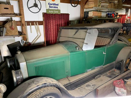 1925 Buick roadster