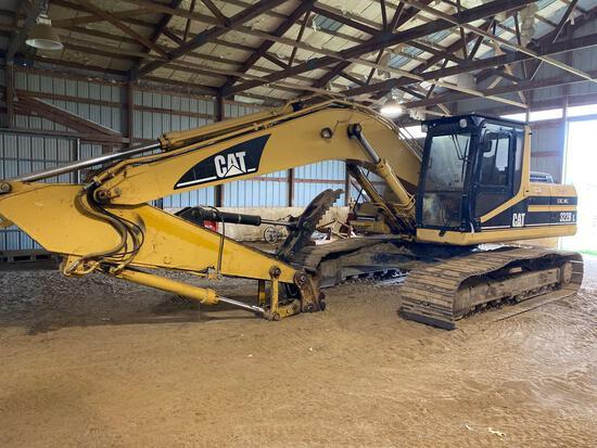 Cat 322B L excavator