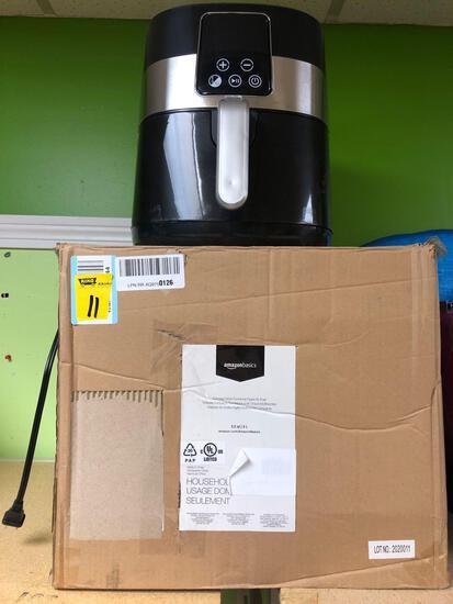 Amazon Basics air fryer