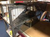 2 animal live traps
