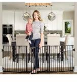 Home accents widespan safety gate