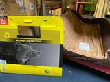 30 inch screen door defender and chaise pet bed large