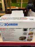 Zojirushi rice cooker, open box item
