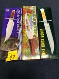 3 knives