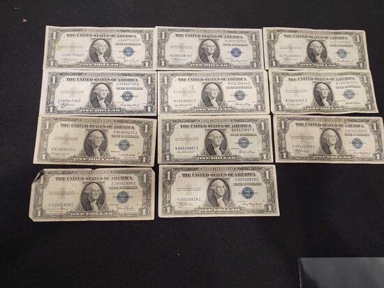 $1 Silver Certificate 1935
