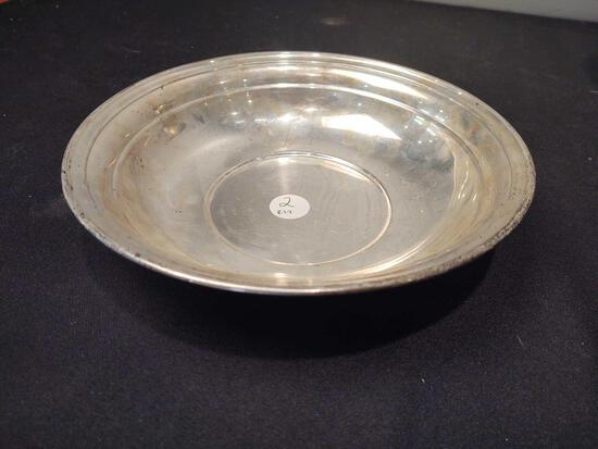 Sterling Silver Bowl 8.27 OZT