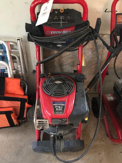 Troy-Bilt 2800 psi Power Washer