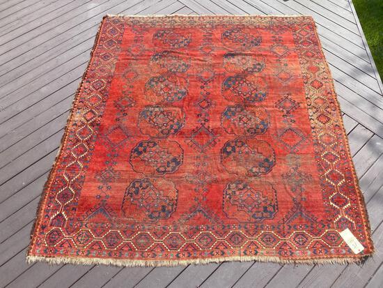 Persian rug, 8.6 x 7.10