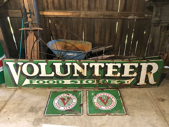 Antiques - Signs - Advertising - 17519 - Colton