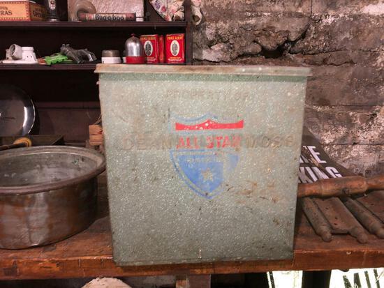 All Star Dairy milk box