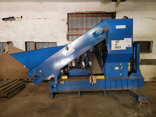 Rigby CC-35 480V/3ph can densifier (needs programmed, never been used)