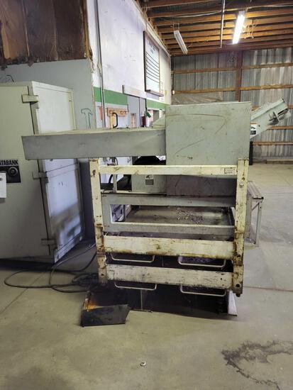 Allegheny paper shredder model 18-200-C