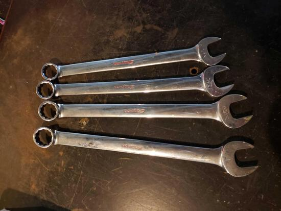 Snap-On combination wrenches