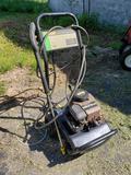 Generac 3.75HP Gas powered pressure washer
