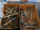 Mostly Craftsman, combination wrenches, ratchets, sockets