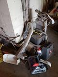 Hoover steamer vac