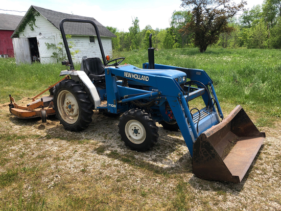 Tractors - Tools - Antiques - 17544 - Colton