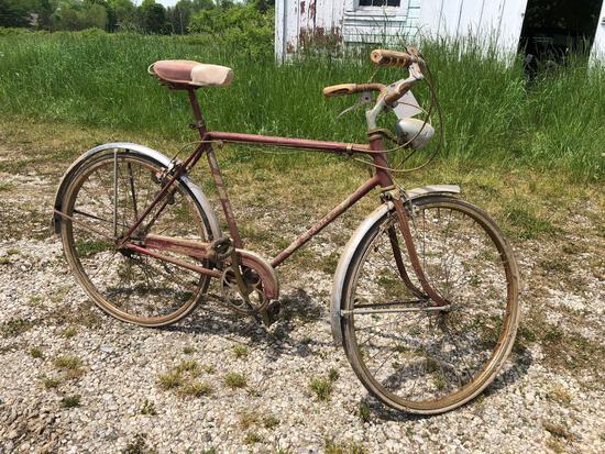 Vintage Schwinn Craig bicycle