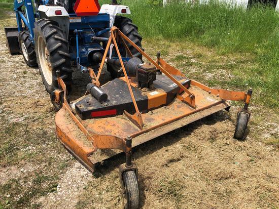 Woods RD7200 finish mower