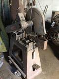 Large cutoff saw